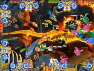 Fire Kirin Revenge | Ocean King 3 Fish Hunter Arcade Game