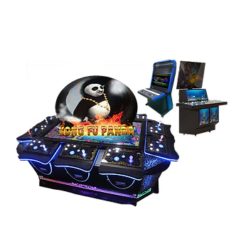 Kong Fu Panda IGS Fish Game System clear
