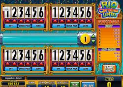 Rio Carnival Lotto