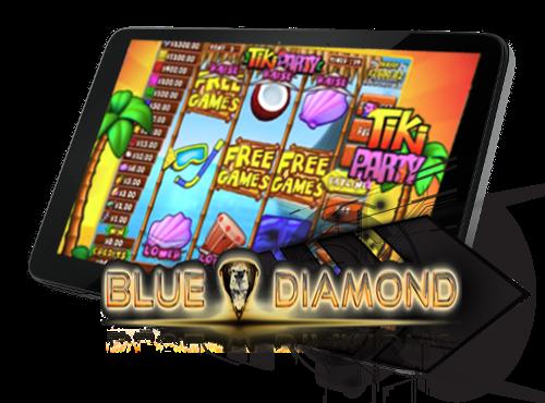 Blue Diamond Sweepstakes Games
