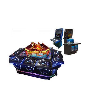 Raging Fire IGS Fish Game System clear.p