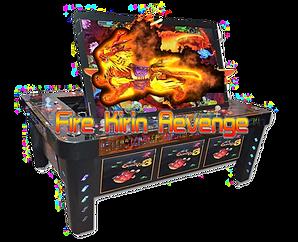 FIre Kirin Revenge Cover2.png