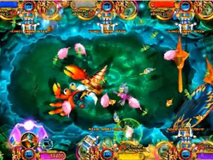 Crab Avengers | Ocean King 3 Fish Hunter Skill Game