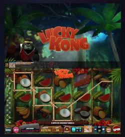 Lucky Kong