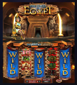 The Jewel Of Egypt