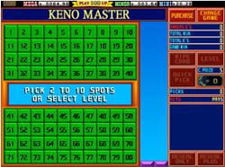 Keno Master