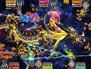 Dragon Ascent | Mystical Dragon