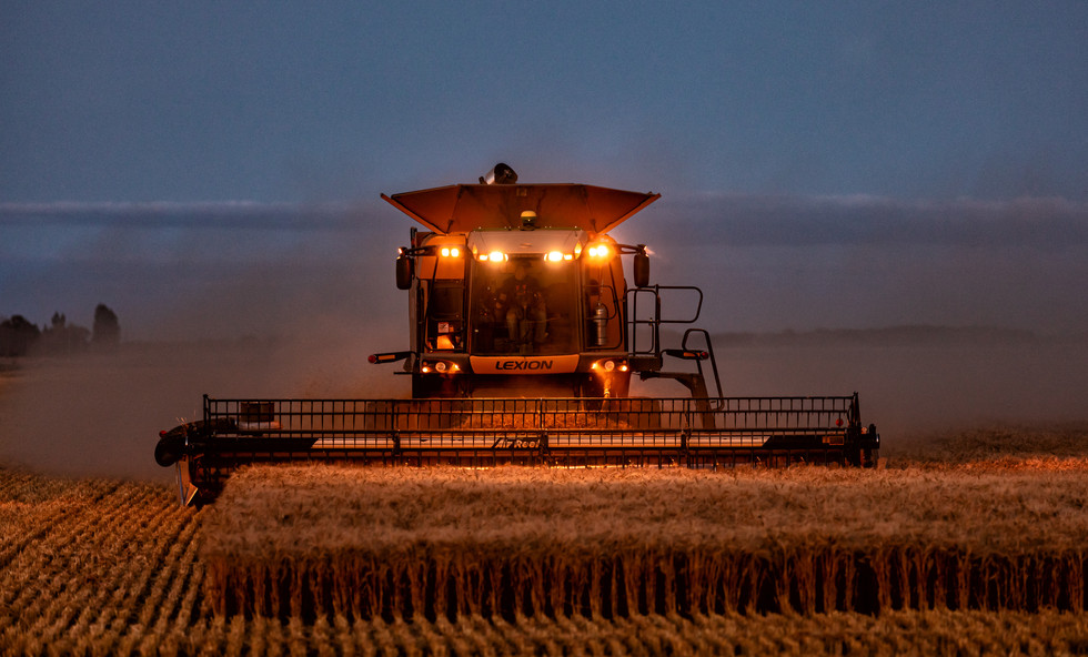 Combining into the Night