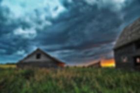 Rural Manitoba Landscape
