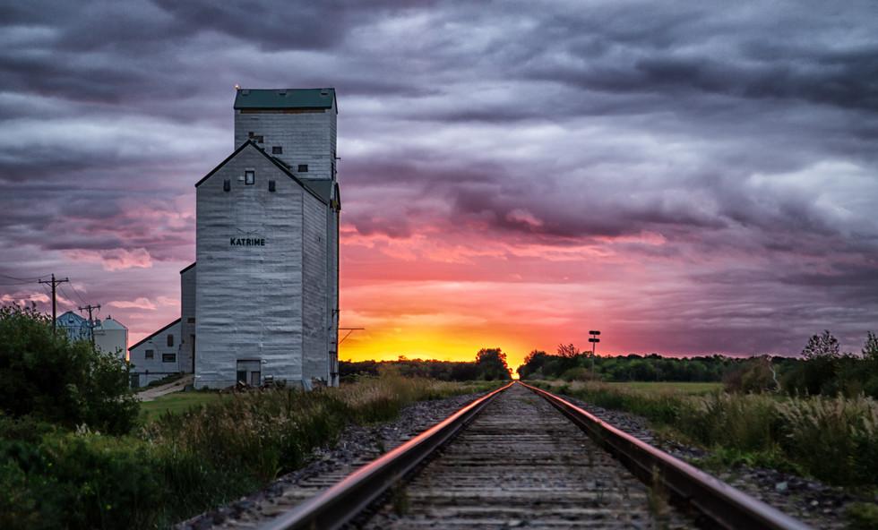 Katrime Sunset
