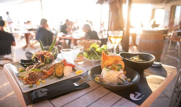 Sunset Captain Bar Restaurant Vieux Boucau