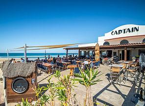 Captain Bar Restaurant Vieux Boucau