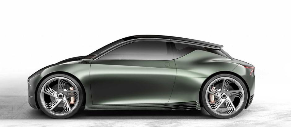 Концепт Mint от люксового подразделения Hyundai