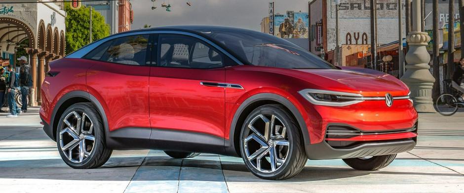 Электромобиль VW ID.4 будет стоить ниже $40 000