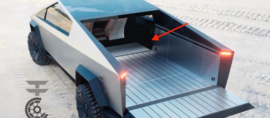Tesla Cybertruck может появиться очередная функция.