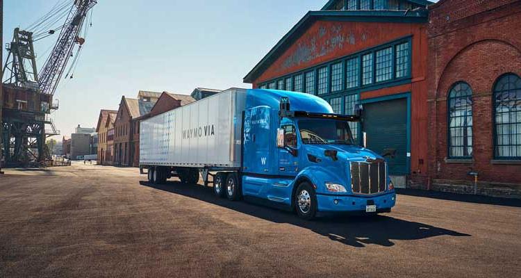 Waymo приступила к испытаниям большегрузов с автопилотом в Техасе