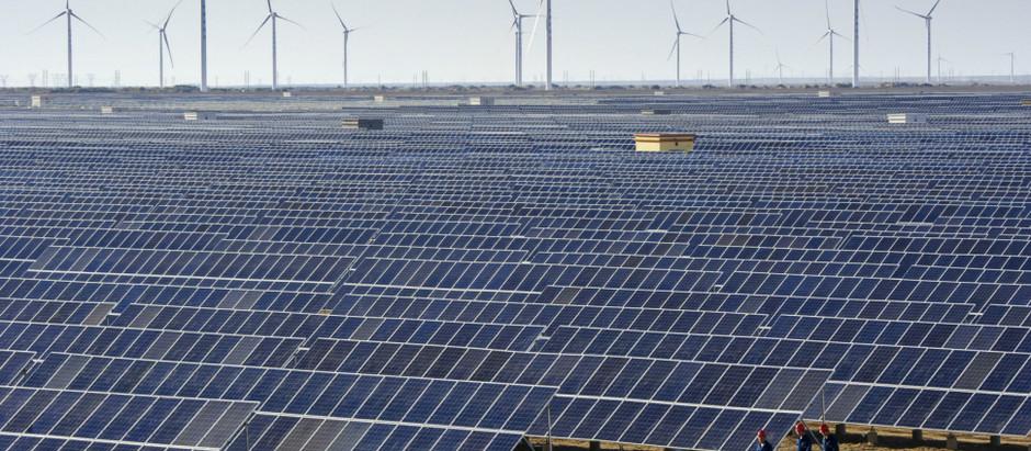 В США альтернативная энергетика  обогнала угольную генерацию