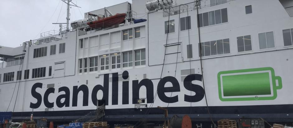 Rolls-Royce готовит модульную систему хранения энергии для кораблей