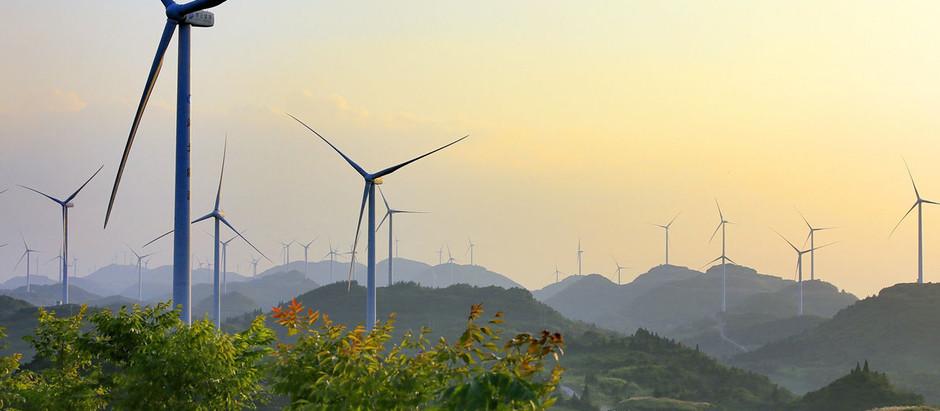 Китай удвоить мощности морских ветровых электростанций