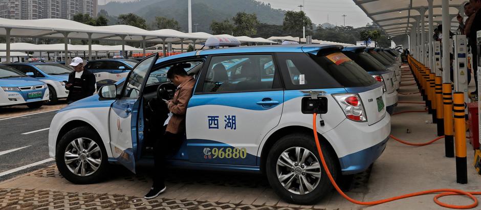 Китай запускает три обязательных стандарта по безопасности электрических транспортных средств