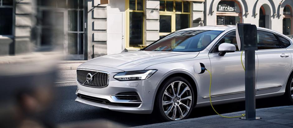 Volvo не будет производить топливные автомобили после 2019 года.