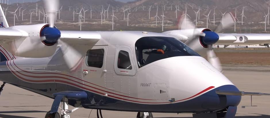 Электрический самолет  X-57 от NASA выходит к финальному этапу