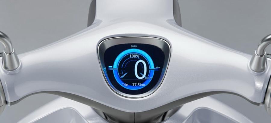 Honda выпустит  в 2018 году электроскутер