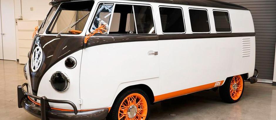 Volkswagen показал культовый минивэн Type 20