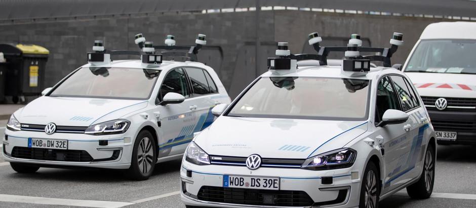 Volkswagen тестирует систему автономного вождения 4-го уровня