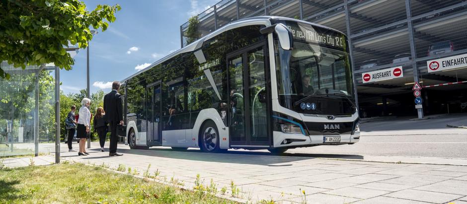 Транспортный оператор Гамбурга VHH заказал 17 электрических автобусов