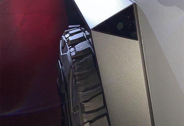 Tesla показала где находятся камеры-зеркалы