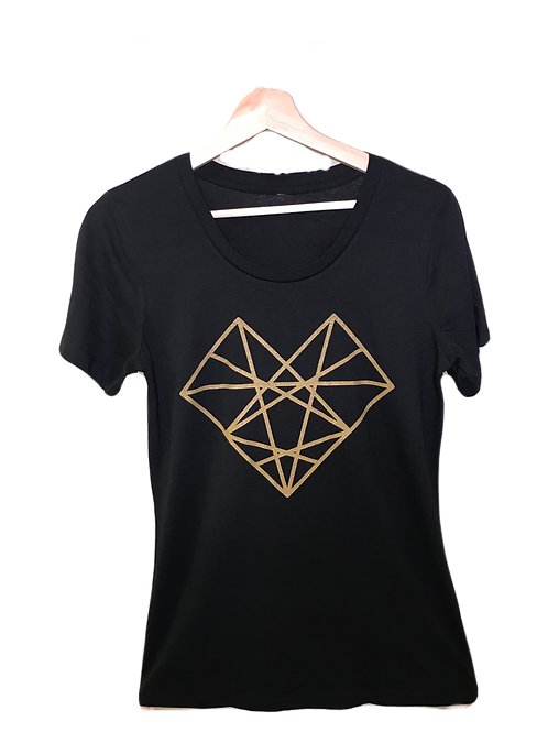 HeartShaker T-Shirt | Black