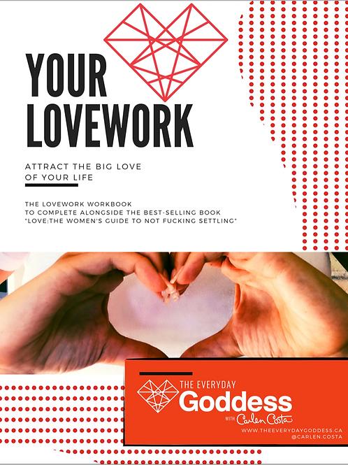 Lovework Workbook