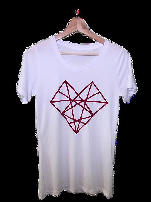 HeartShaker T-Shirt | White