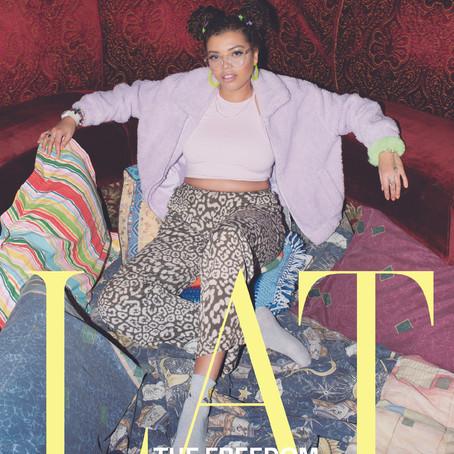 Latitude Magazine: Sexpot Feature, Cannabis and Sex
