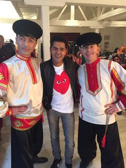 danseurs russes spectacle canal plus