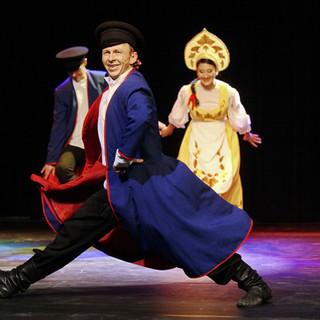 Sacha ALEXANDROV- Ballet ALEXANDROV