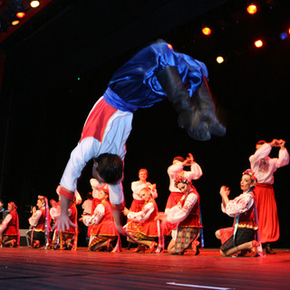 Spectacle russe ALEXANDROV