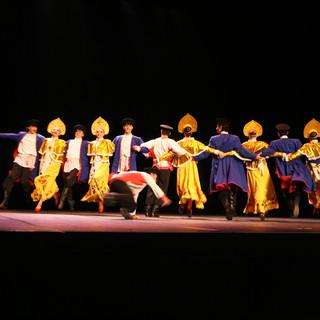 Ballet Russe de Paris Les ALEXANDROV