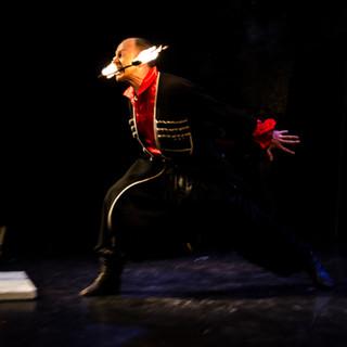 Danse Géorgie Sacha Alexandrov