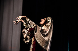 danseuse spectacle russe et slave