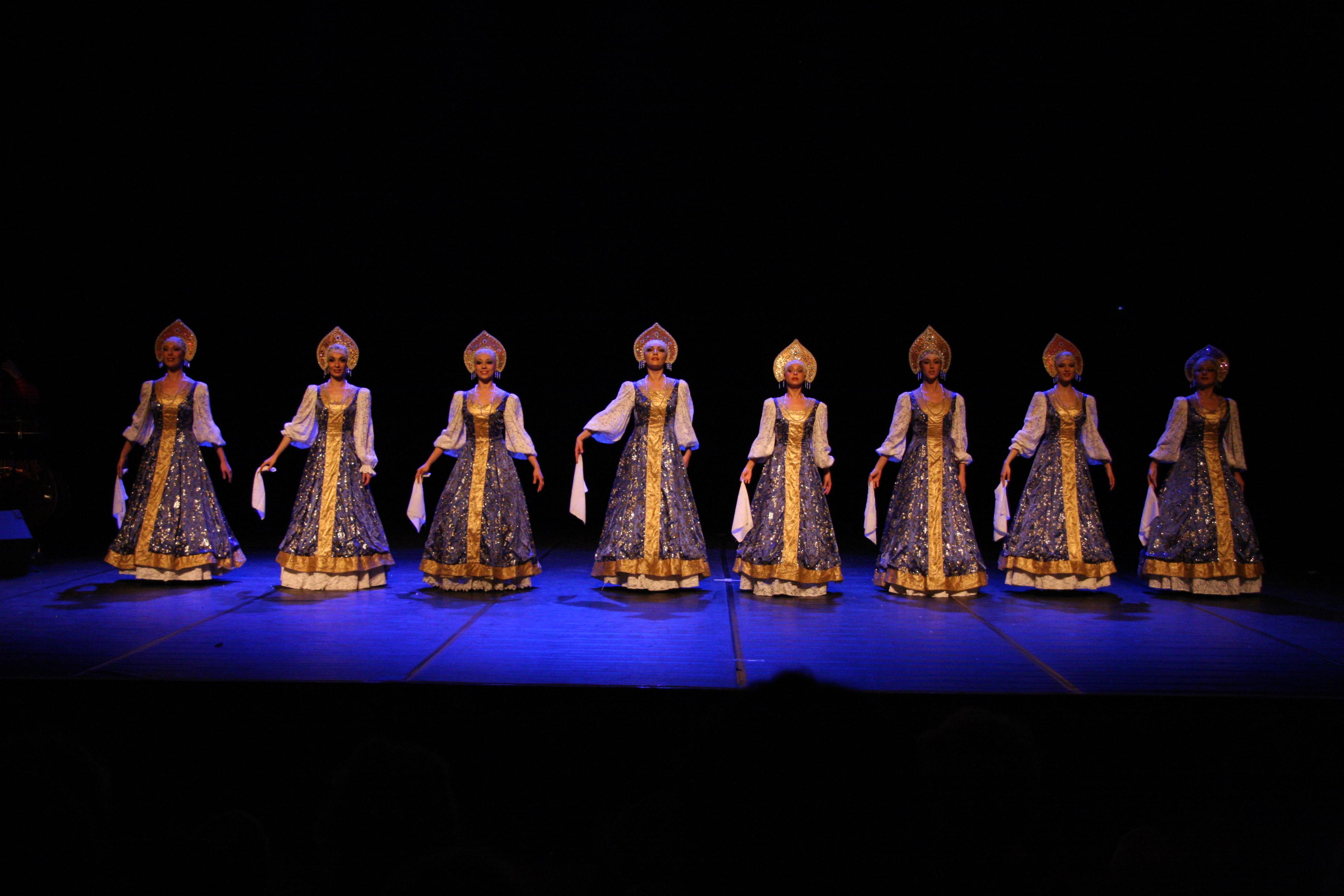 danseuses russes paris