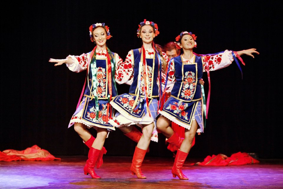 spectacle animation russe ukrainien