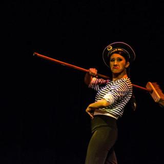 Claquettes russes ballet alexandrov
