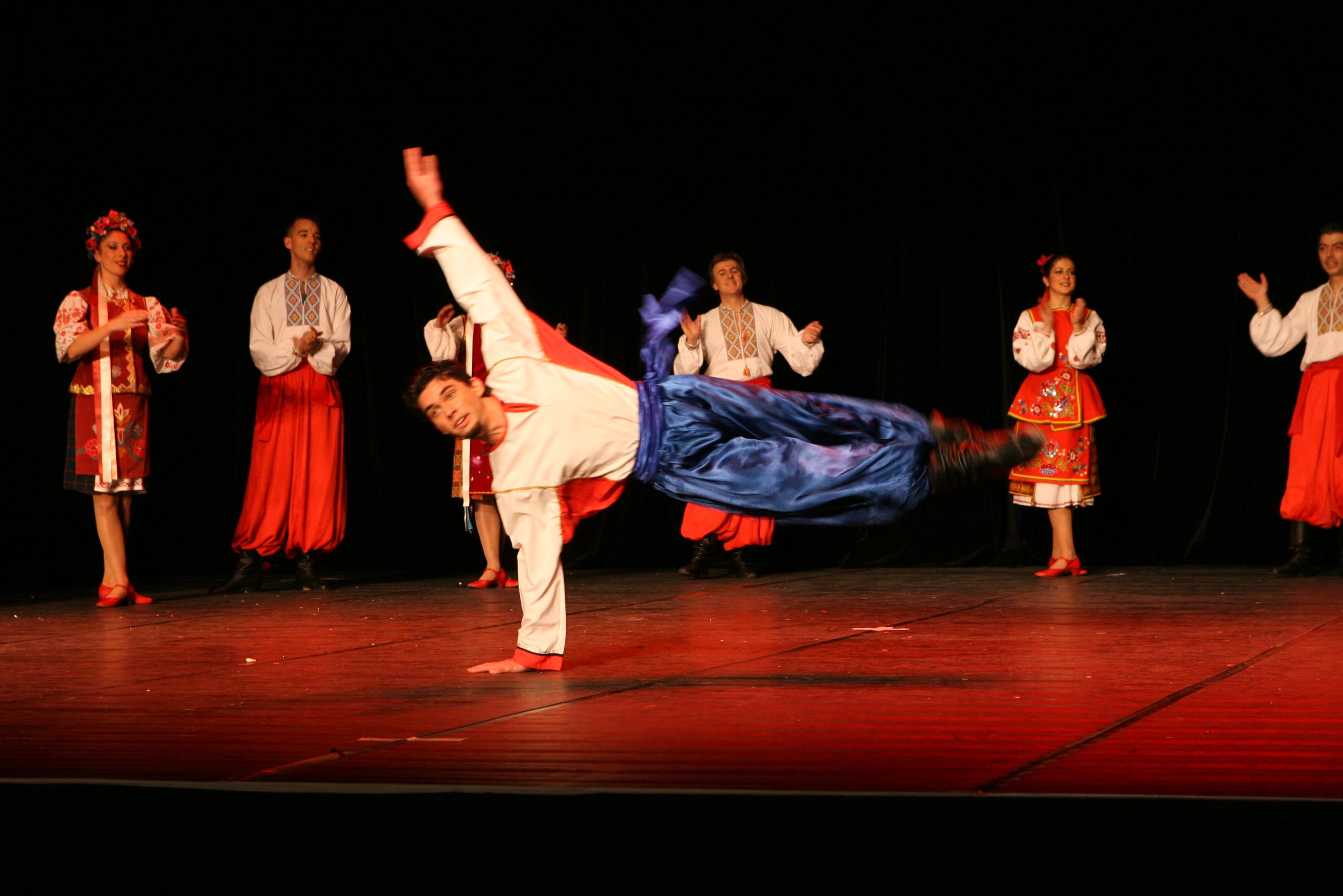 folklore russe et ukrainien