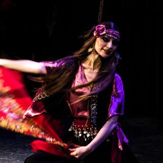 Châles russes ballet ALEXANDROV