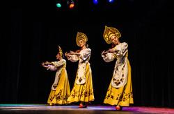 animation danseuses russes