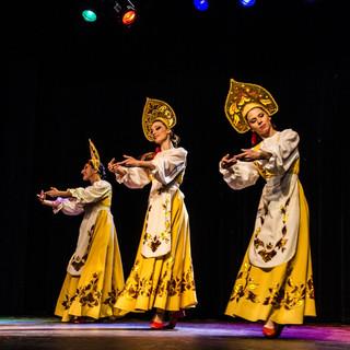 Danse Kalinka - Danse de caractère
