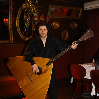 instrument traditionnel russe
