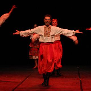danseur danse de caractère